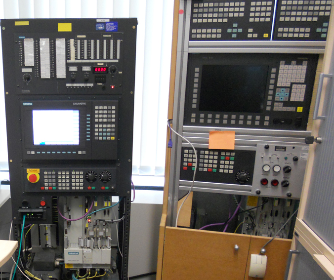siemens testing facilities